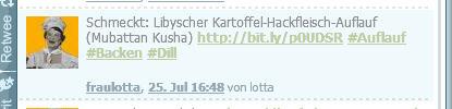 Automatischer Tweet eines Wordpress-Beitrags