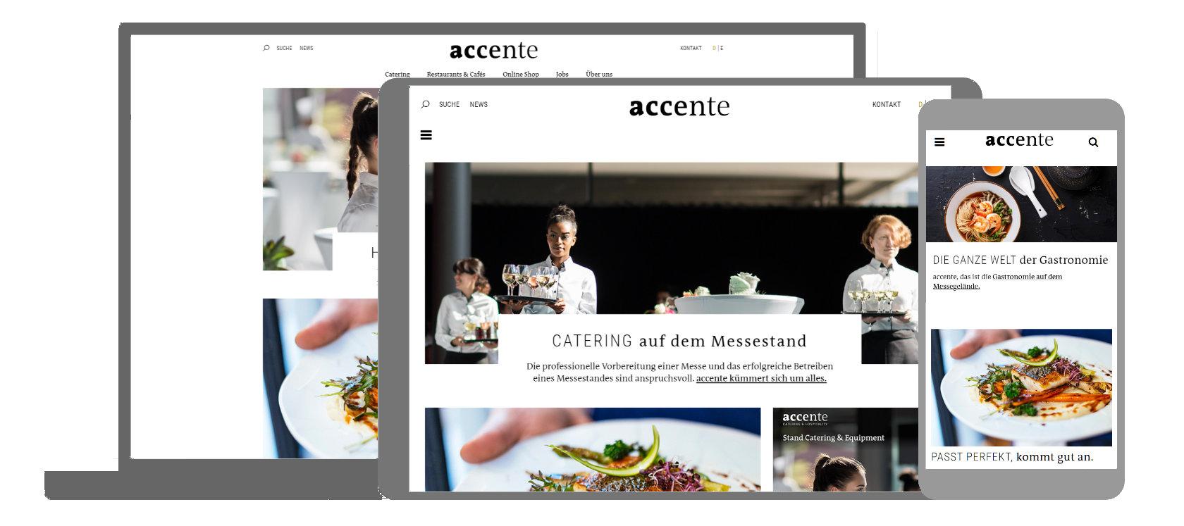 Accente Gastronomie Service GmbH