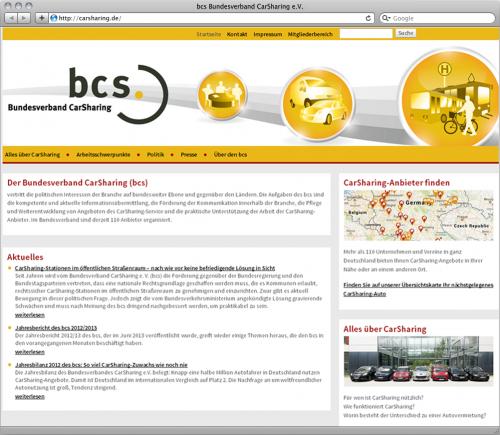 Bundesverband CarSharing e.V.