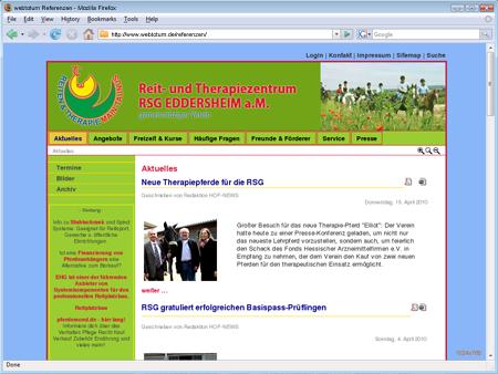 Reit- und Therapiezentrum RSG Eddersheim am Main