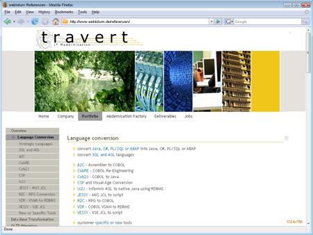 travert IT Modernisation GmbH