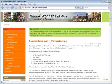 Wohnprojekte Rhein-Main